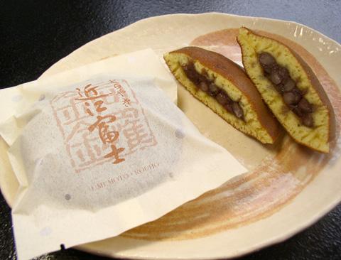 梅元老舗のお菓子