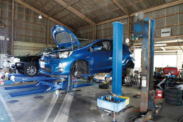 自社の強み|奥村自動車工業所