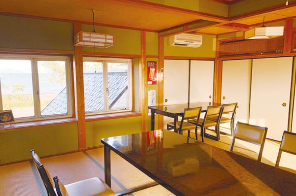 琵琶湖の食材 みんなに食べてほしい|あやめ荘