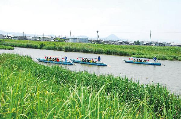 創業のきっかけ|NPO法人 家棟川流域観光船