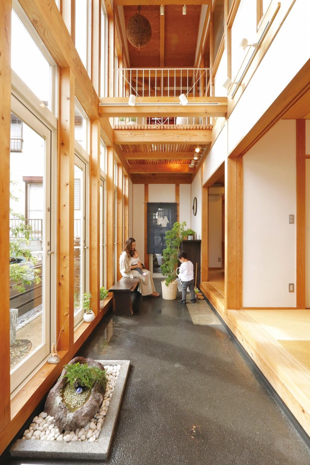 職人が建てる本物の木の家を届ける|荒川建設株式会社 しげや